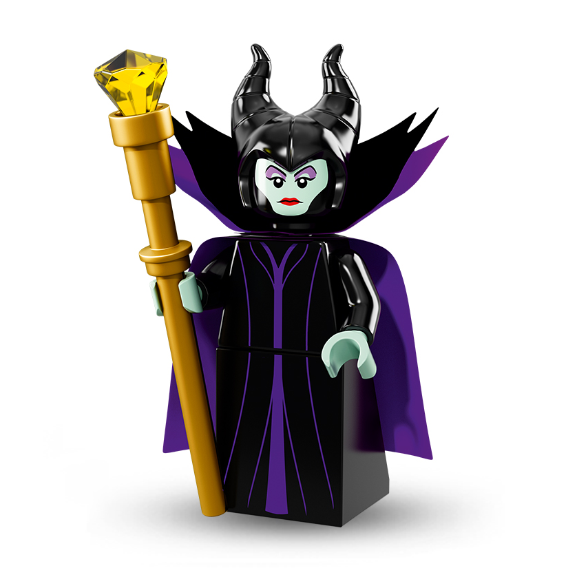 The Minifigure Store Shop Disney Pixar Series 1 LEGO Minifigures ...: www.theminifigurestore.co.uk/shop/maleficent-disney-pixar-series-1...