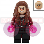 Scarlet Witch Marvel Civil War LEGO Minifigures 76051
