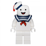 Stay Puft Marshmallow Man Ghostbusters LEGO Dimensions Minifigures 71233