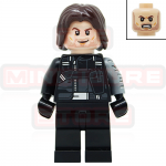 Winter Soldier Marvel Civil War LEGO Minifigures 76047