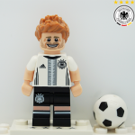 Benedikt Höwedes DFB German Football Team LEGO Minifigures 71014
