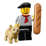 Connoisseur - Series 17 LEGO Minifigure