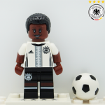 Jérôme Boateng DFB German Football Team LEGO Minifigures 71014