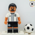 Sami Khedira DFB German Football Team LEGO Minifigures 71014