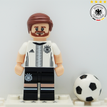 Shkodran Mustafi DFB German Football Team LEGO Minifigures 71014