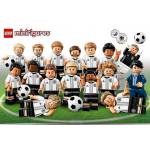 DFB German Football Team Complete Collection 16 LEGO Minifigures 71014