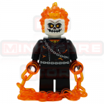 Ghost Rider Marvel LEGO Minifigures 76058