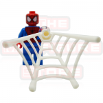 Spiderman with Web Marvel LEGO Minifigures 76057 76058 76059