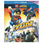 DC Comics Justice League Attack of the Legion of Doom Blu-Ray