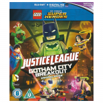 LEGO Justice League Gotham City Breakout Blu-ray