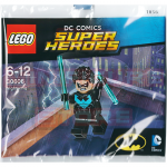 Nightwing DC LEGO Minifigure Limited Edition Polybag 30606