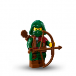 Rogue - Series 16 LEGO Minifigures