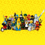 All 16 - Series 16 LEGO Minifigures