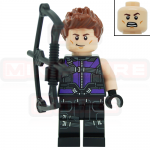 Hawkeye Marvel Civil War LEGO Minifigures 76051, 76067