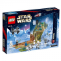 Star Wars 2016 LEGO Advent Calendar LEGO Set 75146 Back