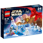 Star Wars 2016 LEGO Advent Calendar LEGO Set 75146 Front
