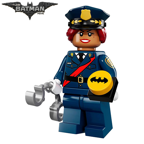 Barbara Gordon The LEGO Batman Movie Series LEGO Minifigures 71017