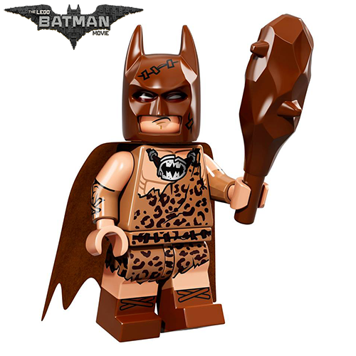 Clan of the Cave Batman The LEGO Batman Movie Series LEGO Minifigures 71017