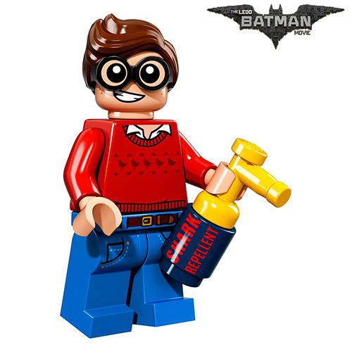 Dick Grayson Robin The LEGO Batman Movie Series LEGO Minifigures 71017