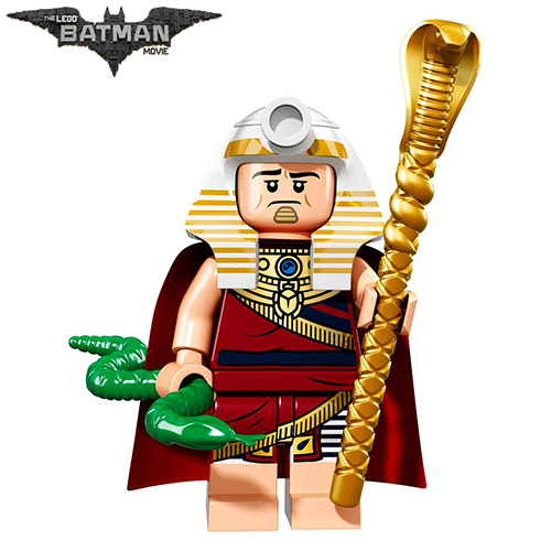 King Tut The LEGO Batman Movie Series LEGO Minifigures 71017