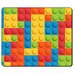 Rectangle Brick Mousemat