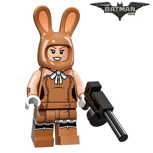 March Harriet The LEGO Batman Movie Series LEGO Minifigures 71017