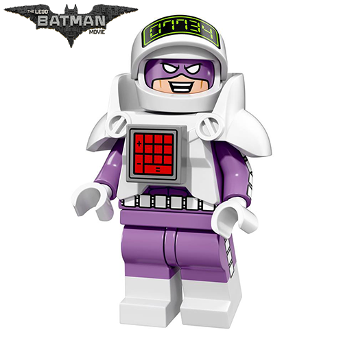 The Calculator The LEGO Batman Movie Series LEGO Minifigures 71017