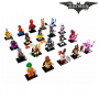 All 20 The LEGO Batman Movie Minifigures Displayed