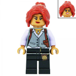 Barbara Gordon LEGO Batman Movie LEGO Minifigures 70912
