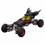 Batmobile 3 Models In 1 Rcaer Monster Truck Parallel-Parking LEGO Set 70905 No LEGO Minifigures