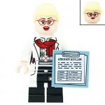 Doctor Harleen Quinzel LEGO Batman Movie LEGO Minifigures 70912