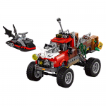 Killer Crocs Huge Tail-Gator Truck with Batmans Jet Ski LEGO Set 70907 No LEGO Minifigures