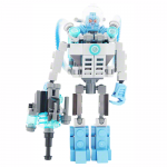 Mr Freeze with Mech LEGO Batman Movie LEGO Minifigures 70901
