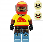 Scarecrow LEGO Batman Movie LEGO Minifigures 70910