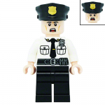 Security Guard LEGO Batman Movie LEGO Minifigures 70910