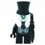 The Penguin LEGO Batman Movie LEGO Minifigures 70909