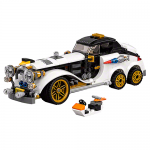 The Penguins Arctic Roller Vehicle LEGO Set 70911 No LEGO Minifigures