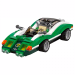 The Riddler Racer vehicle LEGO Set 70903 No LEGO Minifigures