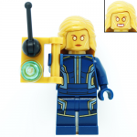 Ayesha Marvel Guardians of the Galaxy LEGO Minifigures 76080