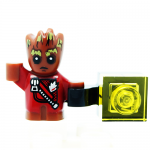 Baby Groot Marvel Guardians of the Galaxy LEGO Minifigures 76080