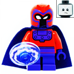 Magneto Marvel Super Heroes Mighty Micros LEGO Minifigures 76073