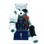 Rocket Racoon Marvel Guardians of the Galaxy LEGO Minifigures 76079