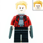 Star Lord Marvel Guardians of the Galaxy LEGO Minifigures 76080