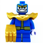 Thanos Marvel Super Heroes Mighty Micros LEGO Minifigures 76072