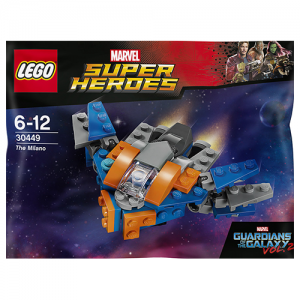 Mini Milano Spaceship Guardians of The Galaxy LEGO Polybag 30449