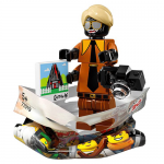 Flashback Garmadon The LEGO NINJAGO Movie LEGO Minifigure 71019