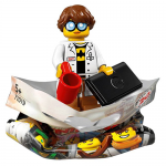 GPL Tech The LEGO NINJAGO Movie LEGO Minifigure 71019