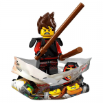 Kai Kendo The LEGO NINJAGO Movie LEGO Minifigure 71019