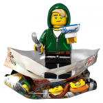 Lloyd Garmadon The LEGO NINJAGO Movie LEGO Minifigure 71019