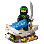 Lloyd The LEGO NINJAGO Movie LEGO Minifigure 71019